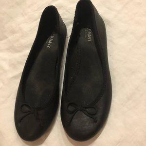 Basic Black Flats